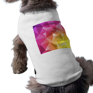 Abstract Bright Background Vector Illustration T-Shirt