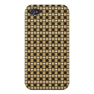 abstract brown case iPhone 4 cases