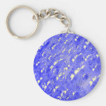 Abstract - Bubbles.jpg Keychain