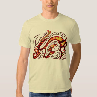 Abstract Buhl T Shirt