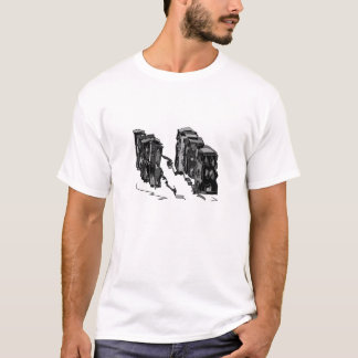 abstract buildings 3 T-Shirt