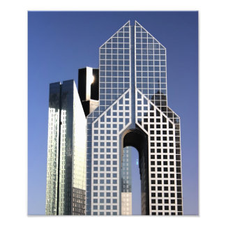 abstract buildings photo