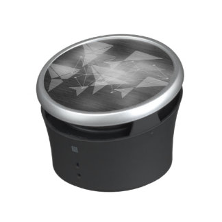 Abstract Bumpster Speaker