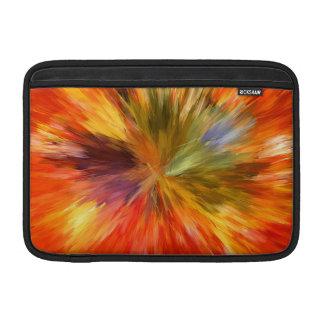Abstract Burst MacBook Air Sleeves