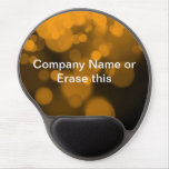 Abstract Business Mousepads Gel Mouse Pad