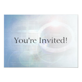 Abstract Business Office Event Invitation