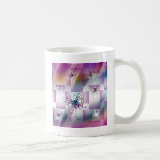 Abstract Butterflies Coffee Mug