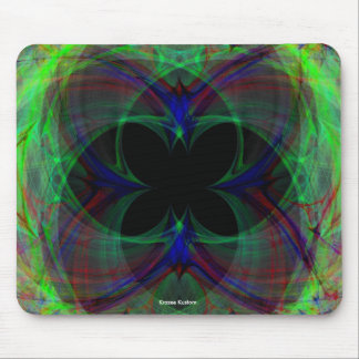 Abstract Butterfly 2 Mouse Pad