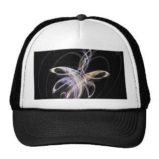 Abstract Butterfly Hat