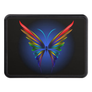 Abstract Butterfly Hitch Cover