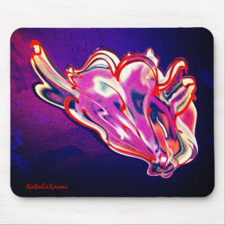 Abstract Butterfly Mouse Pad