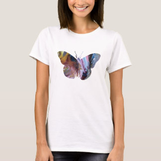 Abstract Butterfly Silhouette T-Shirt