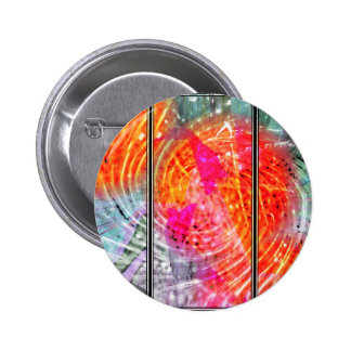 Abstract Called Bliss Button