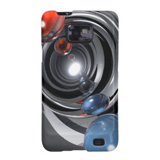 Abstract Camera Lens Galaxy SII Covers