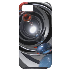 Abstract Camera Lens iPhone SE/5/5s Case
