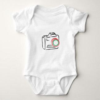 Abstract Camera Tee Shirt