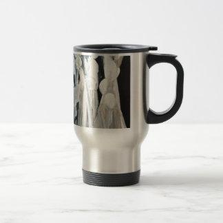 Abstract Caryatides (abstract human figures) Mug
