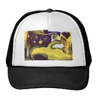 Abstract Cat.jpg Trucker Hat