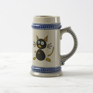 Abstract Cat Stein