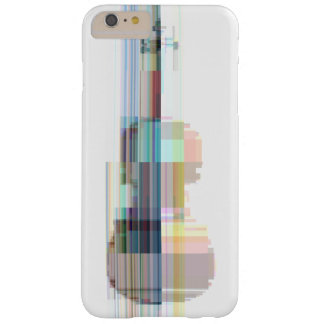 Abstract Cello by Leslie Harlow Barely There iPhone 6 Plus Case