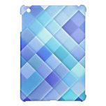 Abstract Ceramic Wall Tiles: Shade of True Blue Cover For The iPad Mini