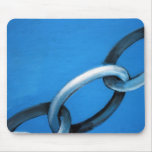 Abstract - chain mousemat