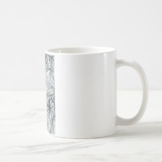 Abstract Chandelier (abstract expressionism) Coffee Mug