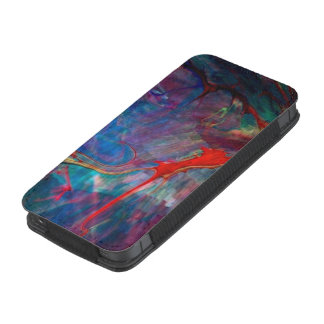 abstract chaos.jpg iPhone 5 pouch