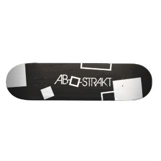 Abstract Chaos Skateboard Deck