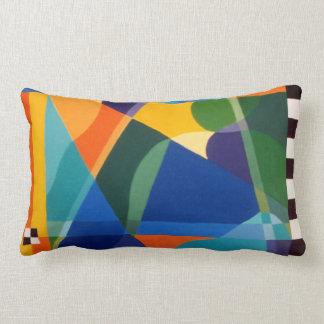 Abstract - Cheers Lumbar Pillow
