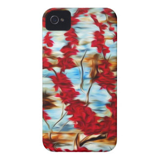Abstract Cherry Tree Case-Mate iPhone 4 Case