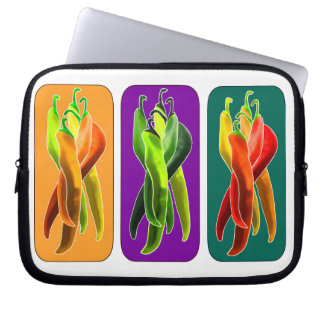 Abstract Chiles Laptop Bag