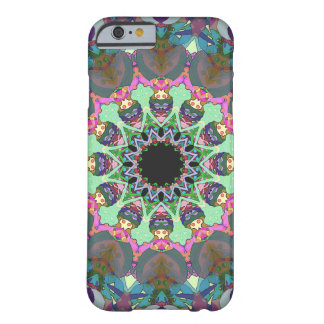 Abstract Circle of Design Barely There iPhone 6 Case