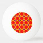 ABstract circle Ping-Pong Ball