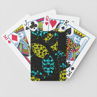 Abstract Circles Bicycle® Playing Cards Bicycle Playing Cards
