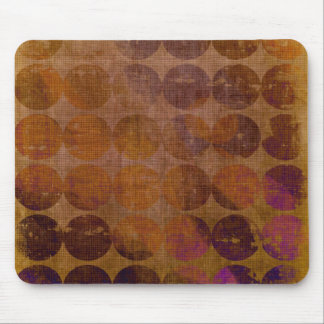 Abstract Circles: Custom Template: Customize It! Mouse Pad