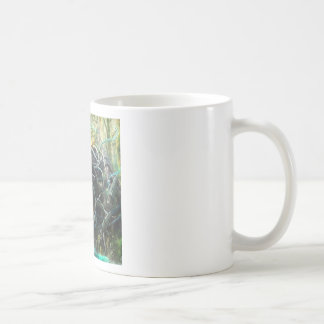 Abstract City Biochemical Mug