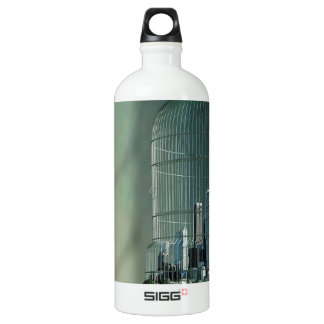 Abstract City Bird Cage SIGG Traveler 1.0L Water Bottle