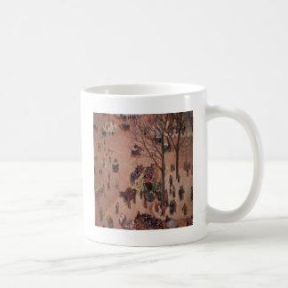 Abstract City City Fair Busy Day Coffee Mug