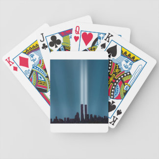 Abstract City City Lights Card Deck