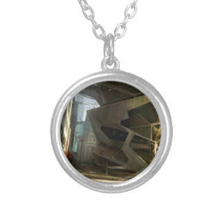 Abstract City New Life Necklace