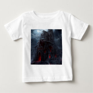 Abstract City Vampire Mill Baby T-Shirt