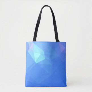 Abstract & Clean Geo Designs - Poseidon Trident Tote Bag
