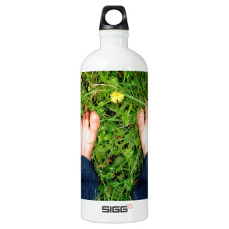 Abstract Close To Nature SIGG Traveler 1.0L Water Bottle