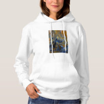Abstract Close up of Pietersite Hoodie