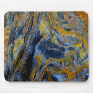 Abstract Close up of Pietersite Mouse Pad
