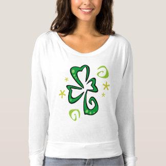 Abstract Clover T-shirt