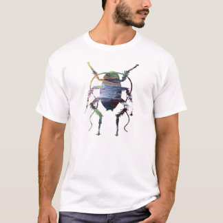 Abstract  Cockroach Silhouette T-Shirt