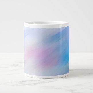 Abstract Coffee Mug - Wave Multi Extra Large Mugs