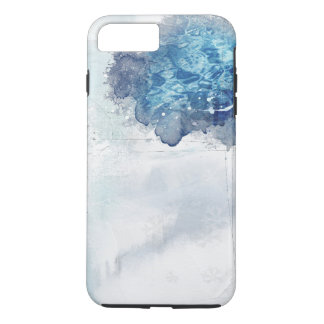 Abstract Colbalt Blue 1 iPhone 7 Plus Case